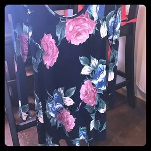 New with tags Floral boutique dress